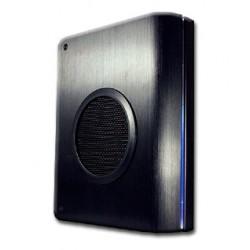 """Externí box eSATA/USB 2.0 na 3,5"""" SATA HDD, Al provedení"""