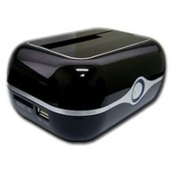 "Adaptér USB 3.0 na 2,5""/3,5"" SATA HDD (SATA docking+SD+zdroj)"