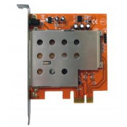 Drive PCI Express / ExpressCard, 1 zadní slot (EC 54/34)