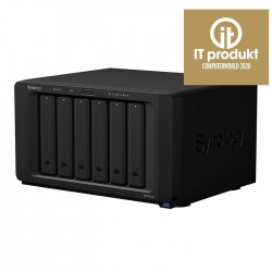 NAS Synology DS1621xs+ RAID 6xSATA server, 2x1Gb,1x10Gb LAN