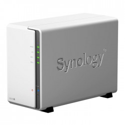 NAS Synology DS220j 2xSATA server, Gb LAN