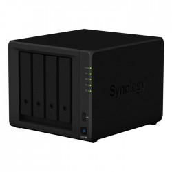 NAS Synology DS920+ RAID 4xSATA server, 2xGb LAN