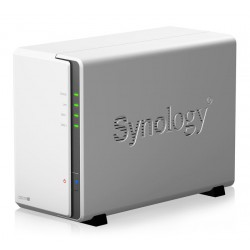 NAS Synology DS218j 2xSATA server, Gb LAN