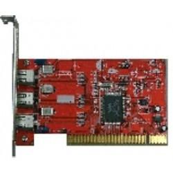 FireWire PCI SDM (3+1x FW1394a), NEC
