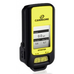 GPS tracker Canmore GP-102+, IPX6, LCD, tlak/teplota/gyro