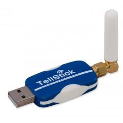 USB automatizační modul Tellstick (bezdrát.ovládání zásuvek z PC/Dovado Pro/4GR), 433MHz