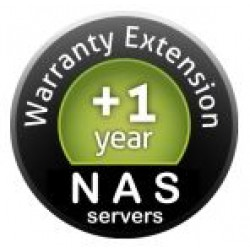 NAS Synology DS418play, prodloužení záruky +1rok