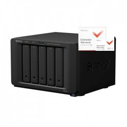 NAS Synology DS1517+ 2GB RAID 5xSATA server, 4xGb LAN, rozšířená záruka 5 let
