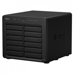 NAS Synology DS3617xs RAID 12xSATA server, 4xGb LAN