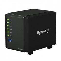 """NAS Synology DS416slim RAID 4xSATA 2,5"""" server, 2xGb LAN"""