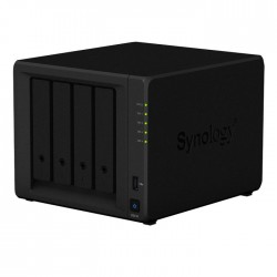 NAS Synology DS418 RAID 4xSATA server, 2xGb LAN