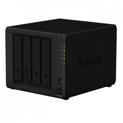 NAS Synology DS418play RAID 4xSATA server, 2xGb LAN