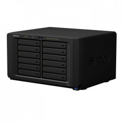 NAS Synology FS1018 All-flash server, 4x1Gb LAN, 10Gb LAN volitelně
