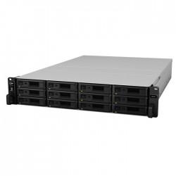 NAS Synology RS2418RP+ RAID 12xSATA Rack server, 4xGb LAN, redund.zdroj