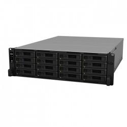 NAS Synology RS2818RP+ RAID 16xSATA Rack server, 4xGb LAN, redund.zdroj