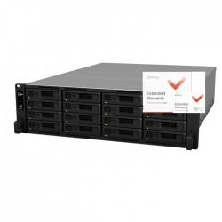 NAS Synology RS2818RP+ RAID 16xSATA Rack server, 4xGb LAN, redund.zdroj, záruka 5 let