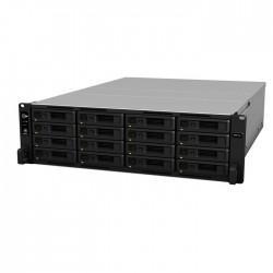 NAS Synology RS4017xs+ RAID,3U,16xSATA Rack server,2x10Gb + 4x1Gb LAN, redund.zdroj