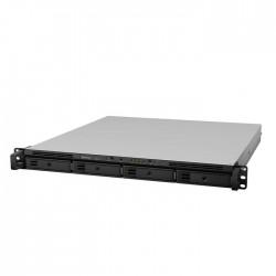 NAS Synology RS818RP+ RAID 4xSATA Rack server, 4xGb LAN, redund.zdroj