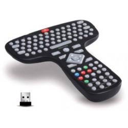 Bezdrátové DO s QWERTY klávesnicí, RF+programovatelné Infra, Gyro