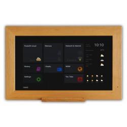"Fotoobraz FrameXX Home240 FullHD (WiFi, 24"", USB), přírodní rám"