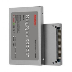 "SSD 128GB KingSpec 2,5"" IDE (107/65MB/s), SMI"