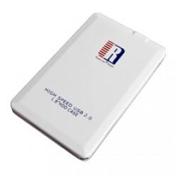 "SSD RunCore 1,8"" ZIF IDE 40 pin USB 2.0 box"