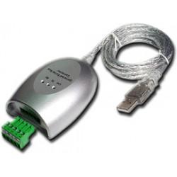 USB sériový port RS485 Term.blok Chronos, kabel 1m