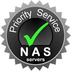 NAS Synology 1/2 bay (DS1xx/2xx), prioritní servis, 1rok