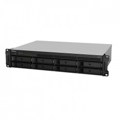 NAS Synology RS1219+ RAID 8xSATA Rack server, 4xGb LAN