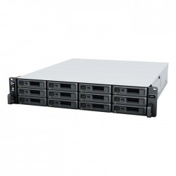 NAS Synology RS2421+ RAID 12xSATA Rack server, 4xGb LAN