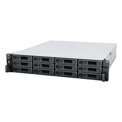 NAS Synology RS2421RP+ RAID 12xSATA Rack server, 4xGb LAN, redund.zdroj