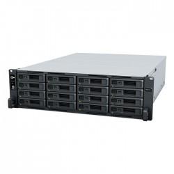 NAS Synology RS2821RP+ RAID 16xSATA Rack server, 4xGb LAN, redund.zdroj