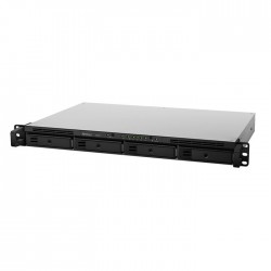 NAS Synology RS819 RAID 4xSATA Rack server, 2xGb LAN