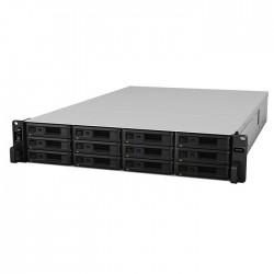 NAS Synology SA3200D, duální řadič, 12xSAS Rack server, redund.zdroj