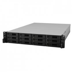 NAS Synology SA3400 RAID 12xSAS/SATA Rack server,2x10Gb+4x1Gb LAN, redund.zdroj