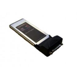 Quatech 1 port Performance PCIe based EPP parallel port ExpressCard