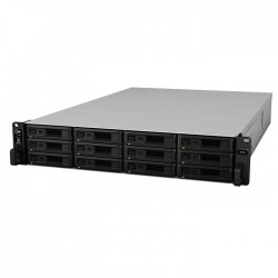 IP SAN Synology UC3200 dual active-active controller, redund.zdroj