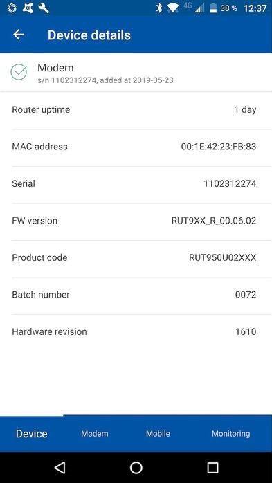 Teltonika 150Mbps LTE router, 2x SIM, WiFi, 3xLAN + 1xLAN