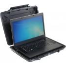 """Pouzdro Peli 1095CC (15,6"""" notebook), černé, odolné/vodotěsné"""