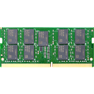 Synology DDR4 ECC Unbuffered SODIMM