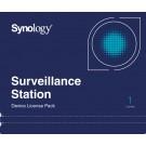 NAS Synology další licence pro IP kameru