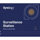 NAS Synology 8 dalších licencí pro IP kameru