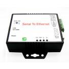 Sériový IP server EP-232X, 1x RS232 +1x RS232/422/485, 1x LAN