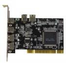 FireWire + USB 2.0 PCI SDM (2+1x FW1294a, 2+1x USB 2.0), VIA