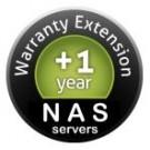 NAS Synology DS1817+ 8GB, prodloužení záruky +1rok