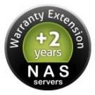NAS Synology DS1817+ 8GB, prodloužení záruky +2roky