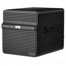NAS Synology DS416j 4x2TB RAID server, Gb LAN