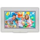 """Fotoobraz FrameXX Home240 FullHD (WiFi, 24"""", USB), bílý rám"""