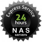 NAS Synology DS1817+, expresní servis NBD, 1rok