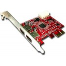 USB PCI-e Chronos (2x USB 3.0), NEC